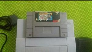 Super Nintendo Y 3 Juegos 2 Controles