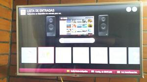 televisor LG 32 pulgadas smart tv.