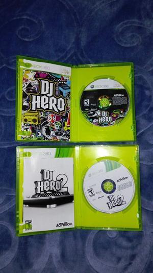 Consola Dj Hero para Xbox 360