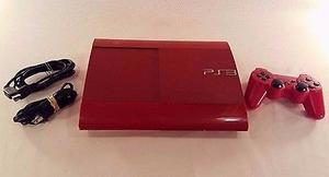 Consola Playstation 3 Ps3 Slim 500 Gb + 7 Juegos Digitales