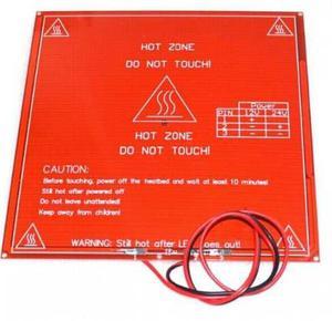 Heated Bed Mk2b Cama Caliente Para Impresora 3d Reprap Prusa