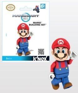 Mario Kart Wii Knex Building Set # Mario