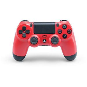 Sony Dualshock 4 Wireless Controller, Rojo Magma (ps4)