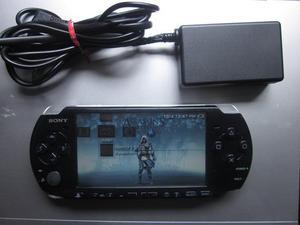 psp  con memoria de 4 gb 20 juegos de psp y  juegos