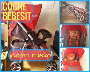 COCHE BEBE MARCA BEBESIT // COMO NUEVO //