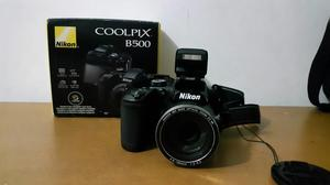 Camara Nikonb500