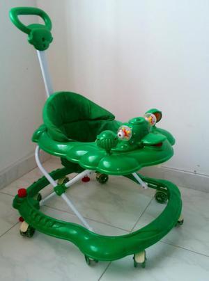 Caminador Para Bebe Ruedas Silicona
