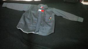 Camisa para Niño Tommy Talla 2