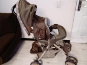 Coche de bebé Graco con Silla para carro