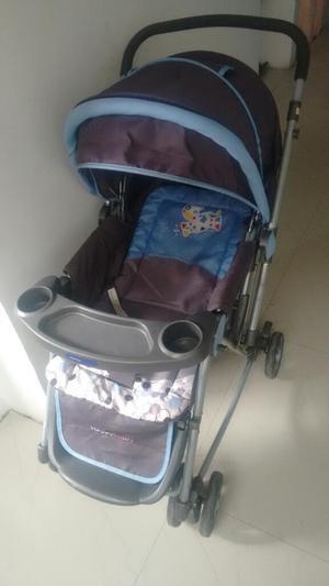 Coche para Bebe Marca Happy Baby