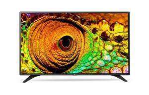 Como Nuevo! Modelo  Smart Tv Lg de 43 Led FHD
