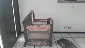 Corral Silla para El Carro Y Coche para Bebe