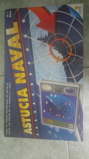 Juego De Mesa Astucia Naval.
