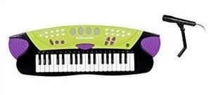 Kidztoyz Kawasaki 37-key Teclado Musical