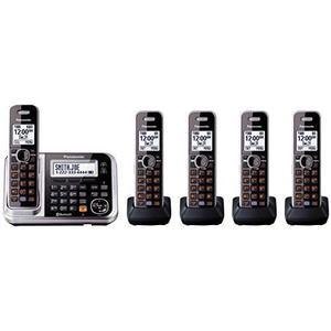 Panasonic Kx-tgs Link2cell Dect 6.0 1-line Bluetooth Te