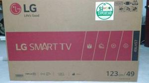 Smart Tv Lg 49 Full Hd Nuevo