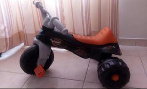 Triciclo Harley Davidson