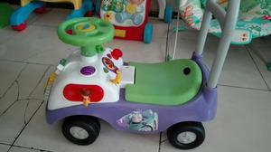 Vendo Carro Montable con Luces Y Sonidos
