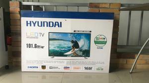 Vendo Televisor Led Hyundai de 40