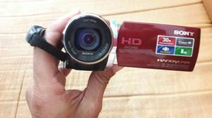Video Camara Táctil Sony Hd 10 de 10