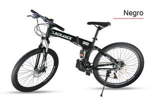 Bicicleta Lauxjack Plegable Rin 26 Nueva