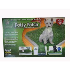 Tapete para Perros Potty Patch grande mas envió gratis
