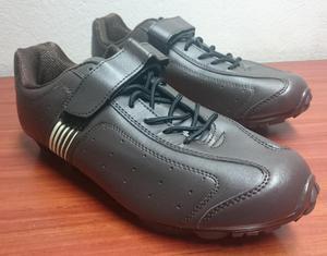 Zapatillas para ciclismo nuevas tipo MTB, Ruta, Urbano