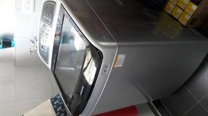 Lavadora Samsung DualWash de 13 Kilos 29 libras