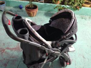 Coche Porta Bebé para Carro