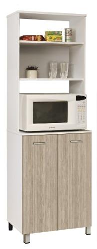 Gabinete Auxiliar De Cocina Microondas -