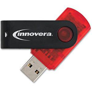 Innovera Portátil Usb 2.0 Flash Drive, 4, 8 O 16 Gb