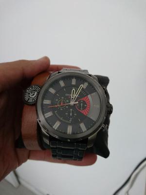 Reloj Diesel Metalico, Original, Nuevo.