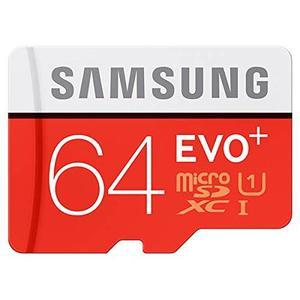 Samsung Sdxc 64gb Class 10 Uhs-1 Tarjeta De Memoria W / Ada