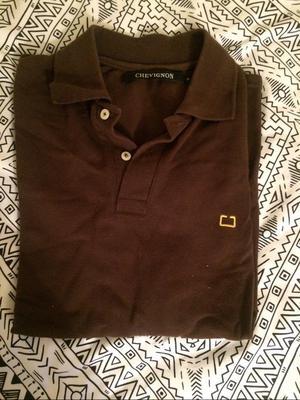 Vendo Camiseta Tipo Polo Marca Chevignon