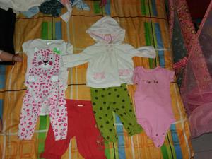 Vendo Prendas de Bebe