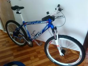 Bicicleta Como Nueva en Aluminio