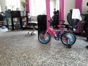 Biscicleta para Niña