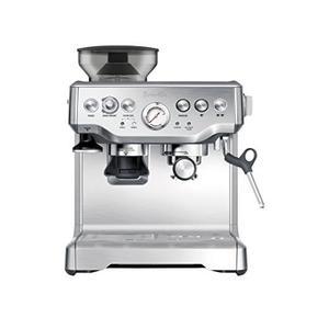 Cafetera Breville Bes870bsxl The Barista Express Coffee Mac