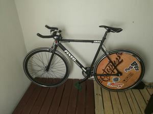 Linda Bicicleta Tipo Fixie
