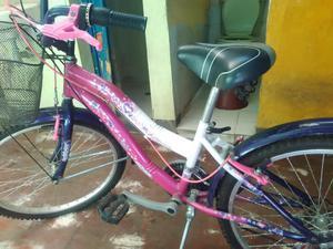 Vendo Hermosa Bicicleta Como Nueva