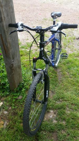 Vendo O Permuto Bicicleta en Aluminio
