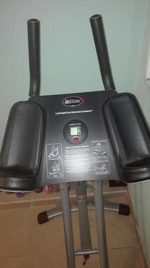 Vendo maquina para hacer abdominales ¡