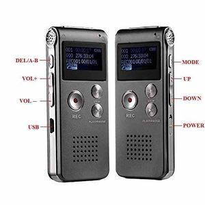 Bagent 8gb Multifunctional Digital Audio Voice !