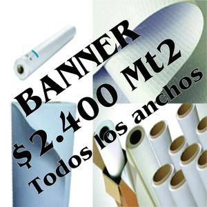 Banner para Impresion Digital