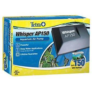 Bomba De Aire Tetra Whisper Para Aplicaciones En Aguas Prof