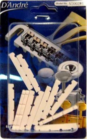 Cejillas Dandre Para Bajo Electrico 4 Cuerdas Nt003wt