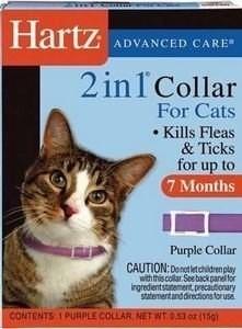Collar Para Gatos Hartz Mountain Chz Envío Gratis-