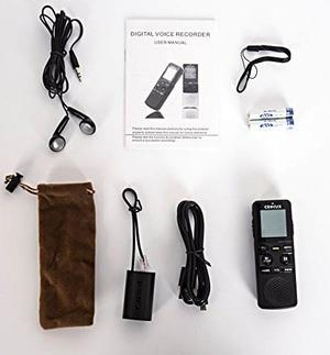 Digital Voice Recorder 8gb Memory,mp3 Player With !