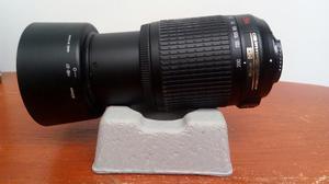 Lente Nikon Afs Dx Vr Zoom Nikkor 55