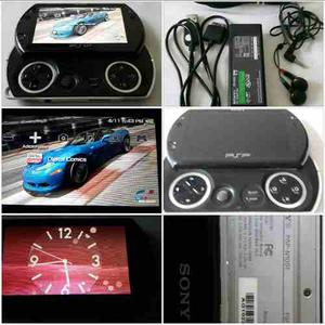 Playstation Portable Sony Psp Go N-